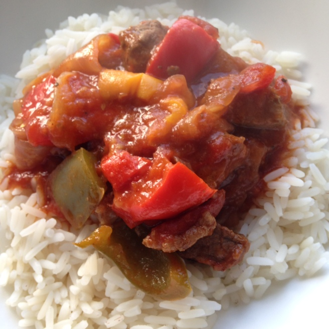 Beef Goulash Pregnancy recipe