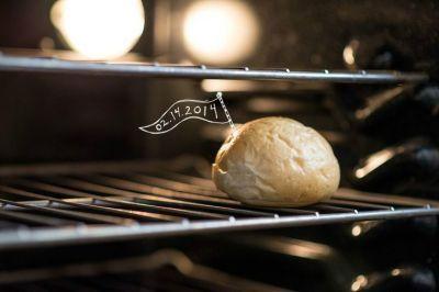 Bun in the oven announcement