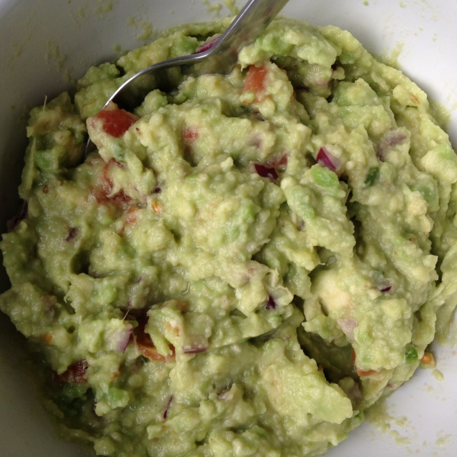 Homemade Avocado