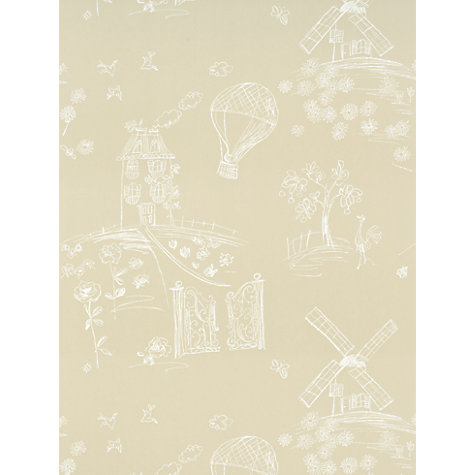 john lewis wallpaper nursery