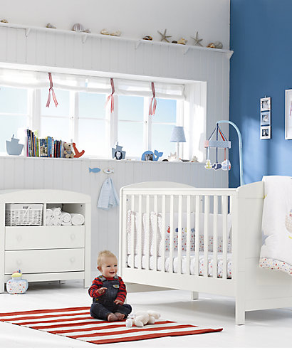 Mothercare Padstow Nursery Furniture